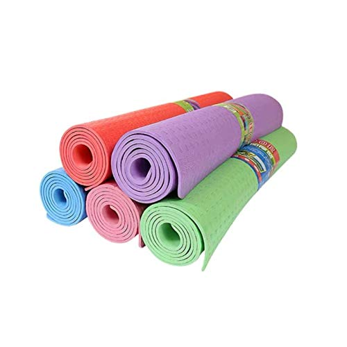 N-B Yoga Mat, Fitness Mat, Non-Slip Sports Mat, Non-Slip EVA Material, Gym Mat, Non-Slip Yoga Mat, Pilates and Fitness Fitness Mat 3 Sizes 4