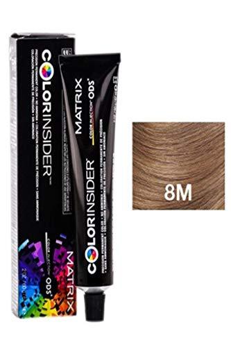 Matrix Haarfarbe Permanent ColorInsider 8,8/8M Hellblond Mocca Extra Deckend 60 ml