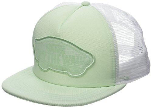 Vans_Apparel Beach Trucker Hat Gorra de béisbol, Verde...