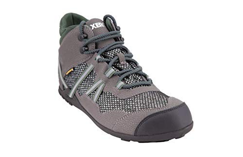 Xero Shoes Xcursion - Men's Waterproof Minimalist Lightweight Hiking Boot - Zero Drop Wide Toe Box Vegan