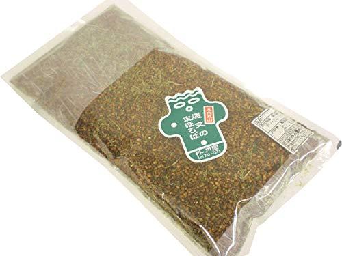 【ネコポス】三内丸山遺跡限定 縄文のまほろば茶 230g(お得用) 【送料込】アワ・ヒエ・ソバ・緑茶でできた雑穀茶