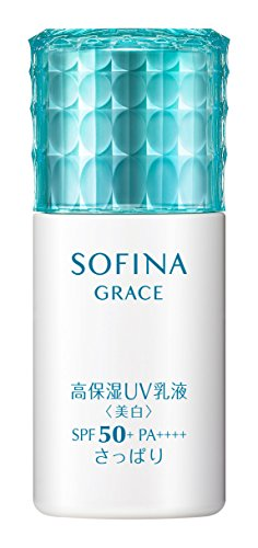 花王 ソフィーナグレイス 高保湿UV乳液 美白 50 さっぱり 30mL
