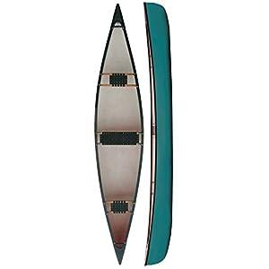 Riber Open Canoe 3 Seater Kayaks