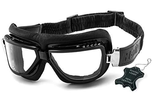 HELLY® - No.1 Bikereyes® | Motorradbrille | beschlagfrei, winddicht, HLT®...