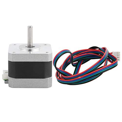 Druckermotor, Motor 3D-Druckerteile, 17hs3401-1704A 3D-Druckermotor Elektrische Versorgung Schrittmotor für industrielles Zubehör