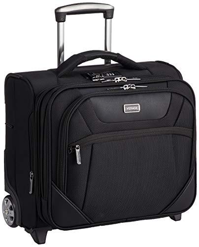 [ベラージ] キャリーケース TSAダイヤルロック 機内持込サイズ 2輪キャスター CHICAGO2-SS 機内持ち込み可 25L 3.7kg ブラック