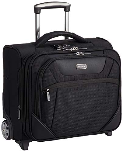 [ベラージ] キャリーケース TSAダイヤルロック 機内持込サイズ 2輪キャスター CHICAGO2-SS 機内持ち込み可 25L 37 cm 3.7kg ブラック