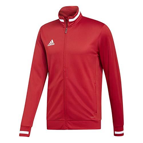 adidas T19 TRK JKT M Chaqueta, Hombre, Power Red White