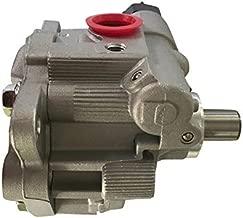 BRTEC 21-5461 Power Steering Pump for 2005 2006 2007 2008 2009 2010 Jeep Grand Cherokee 5.7L, 2006 2007 2008 2009 2010 Jeep Commander 5.7L Hydraulic Power Assist Pump