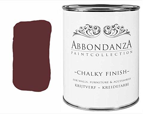 Preisvergleich Produktbild Abbondanza Kreidefarbe Sangre de Torro 730 1 Liter