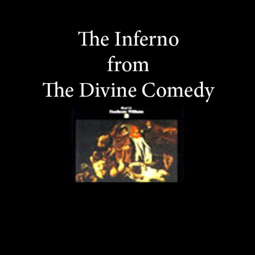 The Inferno from The Divine Comedy audiobook cover art