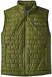 Men's Sprouted Green Nano Puff Vest S