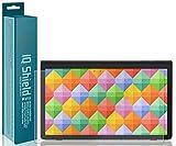 IQ Shield Matte Screen Protector Compatible with Samsung Galaxy View 2 (17.3 inch, SM-T927A) Anti-Glare Anti-Bubble Film