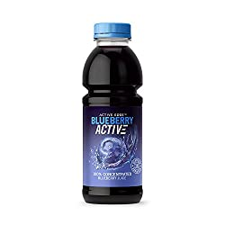100% natural premium quality blueberry concentrate. No added sugar, sweeteners, preservatives, flavourings or colourings. Each 30ml serving contains the concentrated juice from approximately 185 blueberries. A 30ml serving counts towards one of your ...