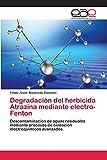 Degradación del herbicida Atrazina mediante electro-Fenton