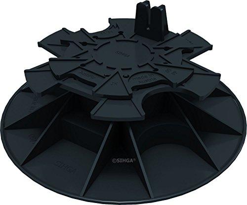 SIHGA JUSTIFIX® II JK | 90 H | Terrassenmontage | Justierfüße | 20 Stück