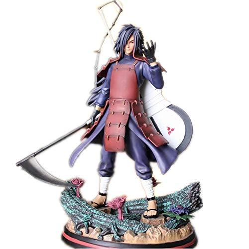 From HandMade Naruto Abbildung Uchiha Madara Abbildung Anime-Abbildung Action-Figur