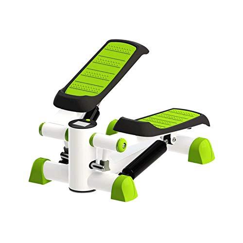 ZLQBHJ Máquinas de Step, Máquina de Pedal Multifuncional Paso a Paso Deportivo para el hogar Equipos de Fitness