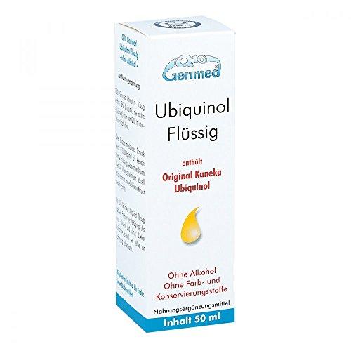 q10 gerimed ubiquinol flüssig 50 ml