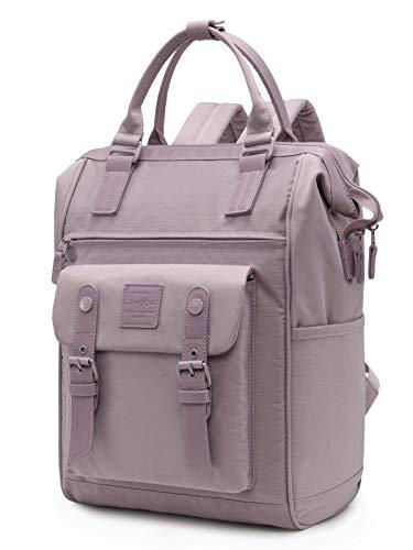 HotStyle ROXXA College Backpack for Women, Doctor-bag Style Minimalist Bookbag for Travel & Work,...