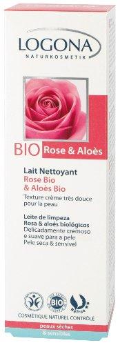 Reinigungsmilch Bio-Rose & Bio-Aloe 125 ml