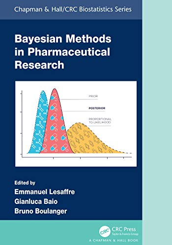 Bayesian Methods in Pharmaceutical Research (Chapman & Hall/CRC Biostatistics Series) (English Edition)