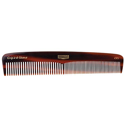 Uppercut Deluxe CT5 Tortoise Shell Pocket Comb