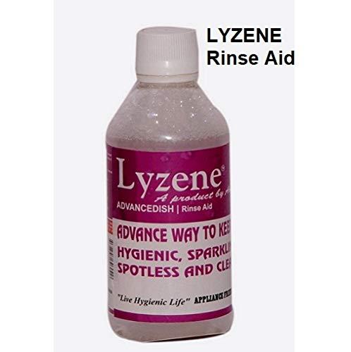 LYZENE Dishwasher Rinse Aid – 200 ml. by eGalaxy