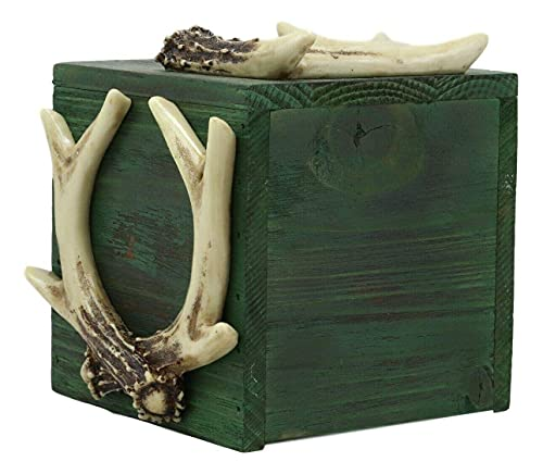 Top 10 best selling list for wooden toilet paper holder with deer antlers