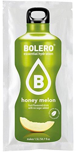 Bebida Bolero - Melón con Stevia (Paquete de 12)