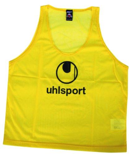 uhlsport 100319301 Herren Leibchen Markierungshemd, gelb, (yellow) M