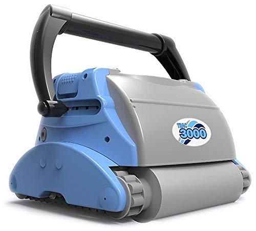PISCINE ITALIA Robot Per Piscina Automatico TRAC 3000 Per Fondo E Pareti