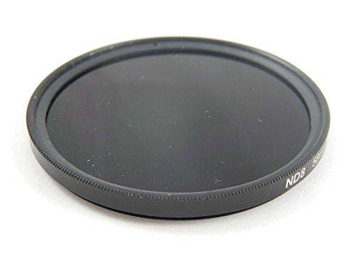 vhbw 67mm Grau Neutraldichte Filter ND8 passend für alle 67mm-Objektive von Samsung NX Lens 18-200 mm 3.5-6.3 ED OIS i-Function