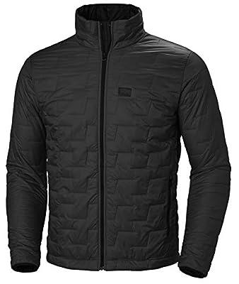 Helly Hansen Men's LIFALOFT Insulator Jacket, 991 Black Matte, Small