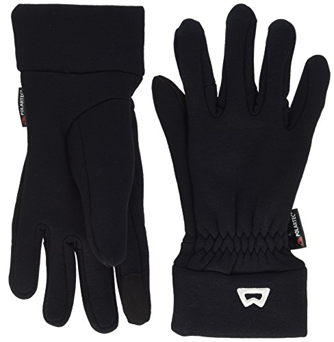 Mountain Equipment Herren Handschuhe Touch Screen, Black, M
