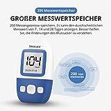 IMG-2 misuratore di glicemia diabete test