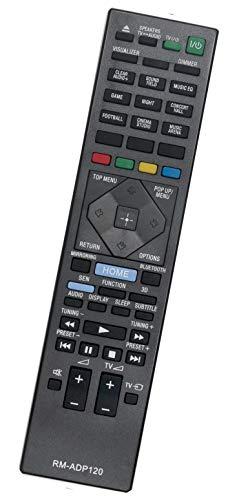 ALLIMITY RM-ADP120 RMADP120 Fernbedienung Ersetzen für Sony Blu-ray DVD Home Theatre BDV-N5200W BDV-N7200W BDV-N9200W BDVN5200W BDVN7200W BDVN9200W
