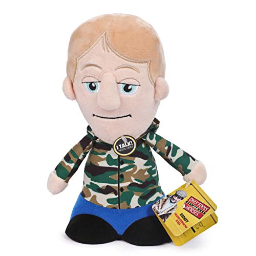 Rodney Talking Plush Toy for Adults.