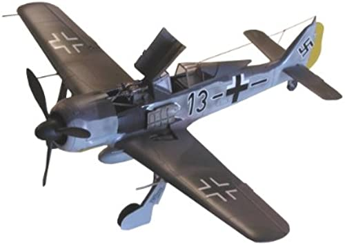 Accurate Minatures Model Kit - Focke Wulf FW 190A-8 Plane - 1 48 Scale - 0402