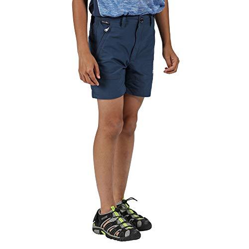 Regatta Girls Junior Highton Polyamide Stretch Shorts