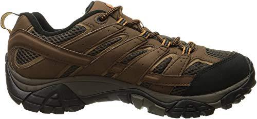 Merrell Men's Moab 2 GTX徒步旅行鞋,地球,8米美国