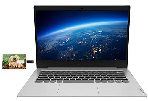 2020 Newest Lenovo IdeaPad 14 Flagship Laptop I 14' HD WLED Display AMD A6-9220e Processor 4GB DDR4 RAM 64GB eMMC Webcam WiFi HDMI Win 10 Home | 32GB Tela USB Card