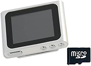 "Xtreme 27702S MP Player 4/MP 3 with 1.8"" Screen, Complete with 8GB MicroSD, Data Cable and Headset"