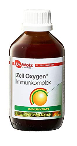 ZELL OXYGEN Immunkomplex Kur flüssig 750 ml