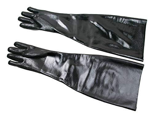 Lobinger® Sandstrahlhandschuhe Strahlhandschuhe Sandstrahlen Handschuhe