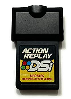 Action Replay for Nintendo 3DS DSI DS Lite and DS - DSi Yellow