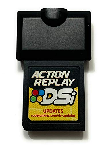 Action Replay for Nintendo 3DS, DSI, DS Lite and DS - DSi Yellow