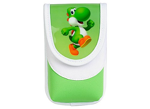 Nintendo Licensed Character Console Sleeve - Yoshi (3DS, DSi, DS Lite) [Importación...