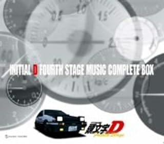 頭文字[イニシャル]D FOURTH STAGE MUSIC COMPLETE BOX
