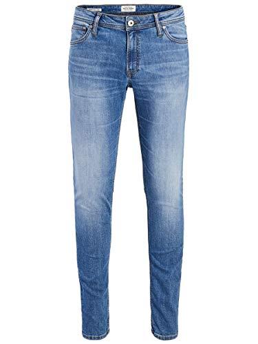 Jack & Jones JJILIAM Jjoriginal AM 815 Noos JR Jeans, Bleu Denim, 16 Ans Fille